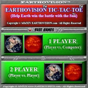 EARTHOVISION - Tic Tac Toe